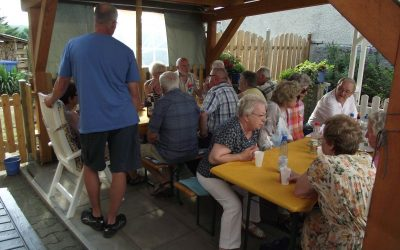 Tolles Sommerfest des VdK Ortsverband Kubach